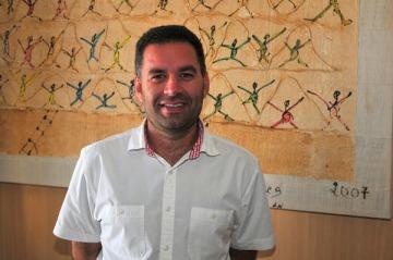 Francisco González, director del XVI Festival del Sur / Foto: Homocultum