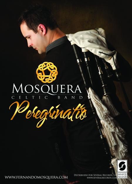 Cartel de Peregrinatio. Fuente: FErnando Mosquera