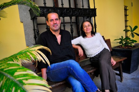 Carlos Oramas e Isabel Álvarez / Foto: HomoCultum
