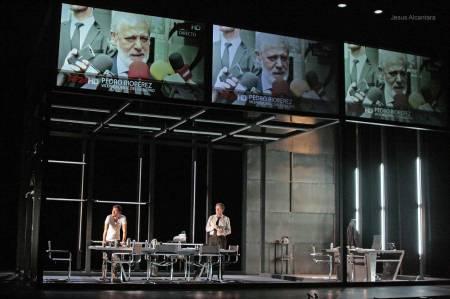 Subprime, de Fernando Ramírez Baeza. El viernes 15 en el teatro Principal/ Foto: Muestra de teatro