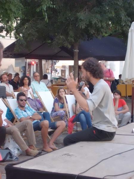 Foto: Poetry Slam Toledo
