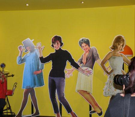 Imagen de la muestra Ídolos Pop en el Muvim / Foto: Homocultum