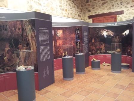 La exposición Mujeres en la Prehistoria / Foto: Diputación de Valencia