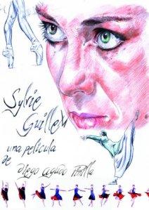 Cartel de la película sobre Sylvie Guillem