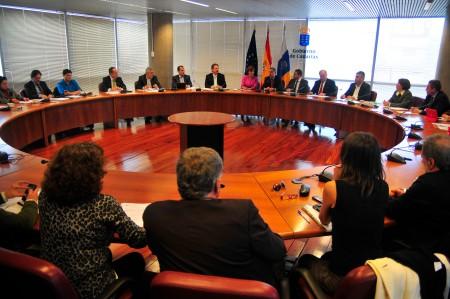 Vista panorámica de la reunión / Foto: HomoCultum