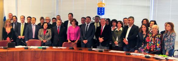 Foto de familia de los miembros del Consejo / Foto: HomoCultum