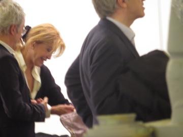 Baronesa Thyssen en ARCO / Foto: HomoCultum