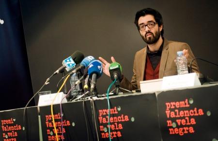 Manuel Barea, ganador / Foto: Diputación de Valencia