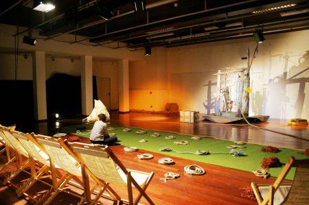 sala de ensayos teatro jovellanos