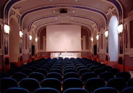 Salón de Actos CCAI, Gijón Foto: Feten