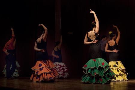 Foto: Danza Mediterráneo