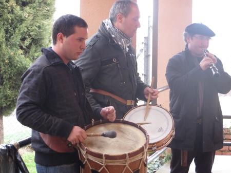 Dulzaineros Hermanos Ramos / Foto: HomoCultum