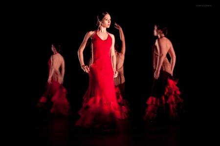 Escena del espectáculo / Foto: Danza Mediterráneo