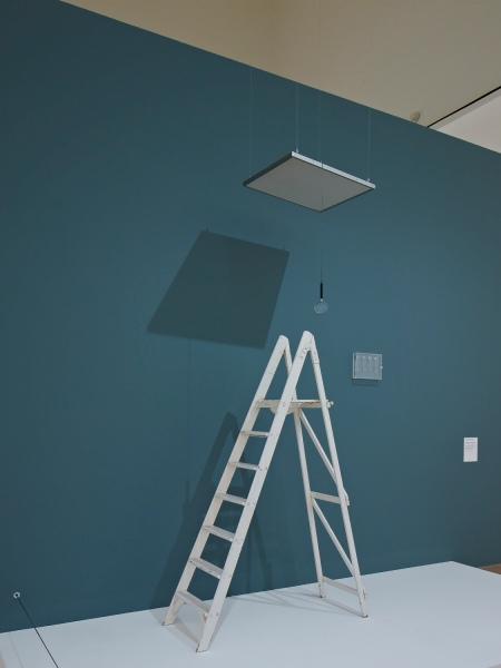 Pintura de techo, pintura del sí (Ceiling Painting, Yes Painting), 1966. Colección particular/ Foto de Oded Löbl © Yoko Ono