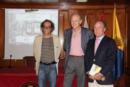 Carlos Álvarez (iqda.) / Foto: Jonás Oliva