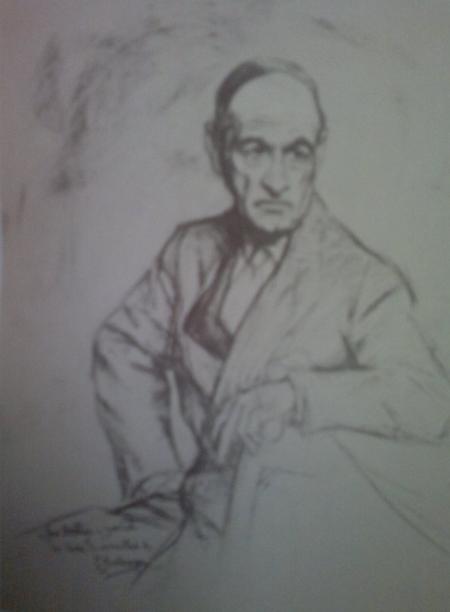 Retrato de Ortega (Zuloaga)
