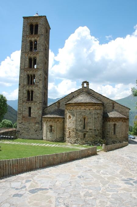 Sant Climent de Taüll (Lleida) / Foto: Homocultum