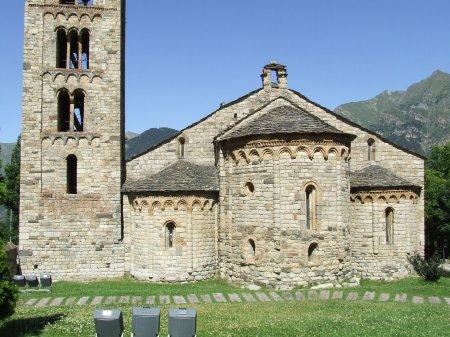 Sant Climent de Taüll (LLeida), patrimonio de la humanidad / Foto: Homocultum