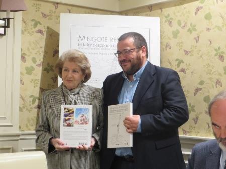 Isabel Vigiola y Antonio Astorga / Foto: HomoCultum